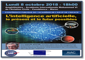 L'intelligence artificielle…