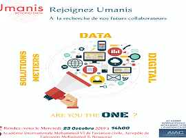 AIAC_UMANIS – Session de recrutement